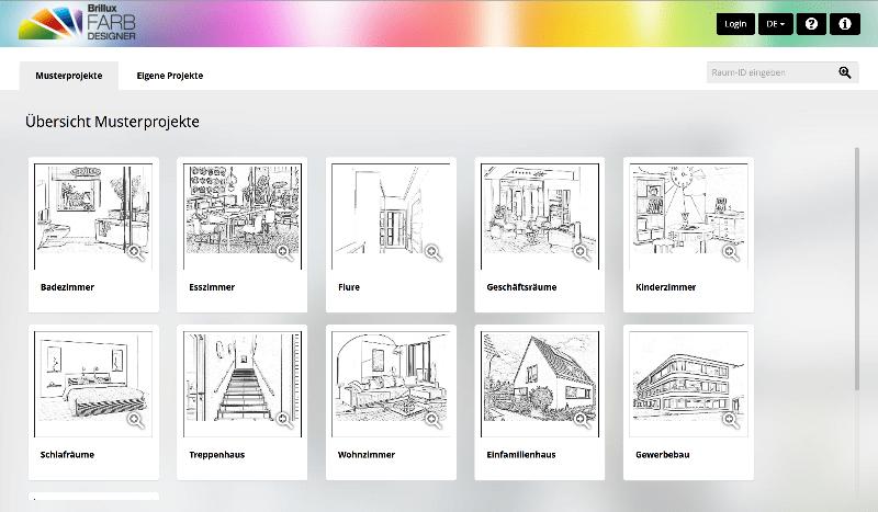 Farbdesigner Brillux